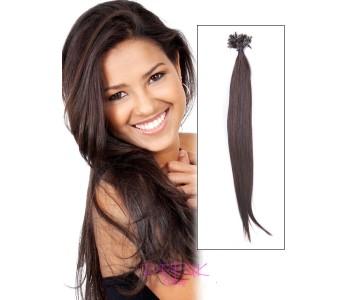 70-75 cm Keratin Saç Kaynak - 2